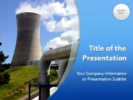 Energy PowerPoint Template