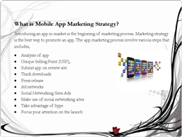 Successful Mobile App Marketing Strategy to target your Mobile Consumer