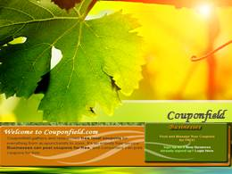 Couponfield_Local coupons