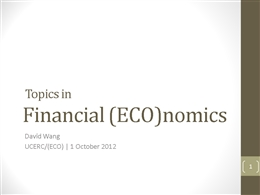 (ECO) Topics in Finance and the Environment.pptx