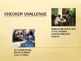 Checker Challenege.ppt