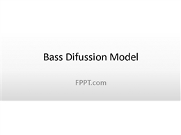 Bass Difussion Model.pptx